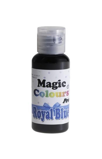 Magic Colours, Gelfarbe - Royal Blue, Blau 32 g