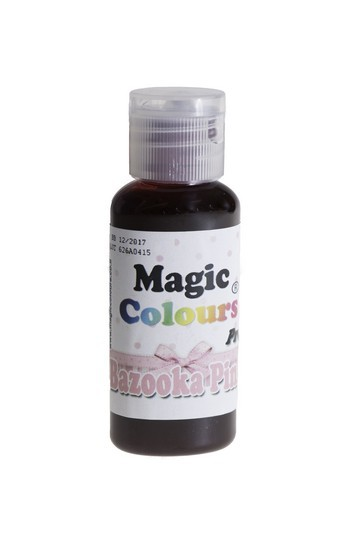 Magic Colours, Gelfarbe - Bauooka Pink, 32 g