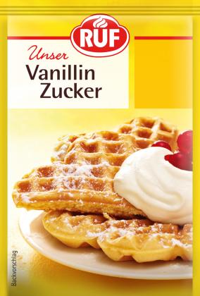 Vanillezucker 10x8g