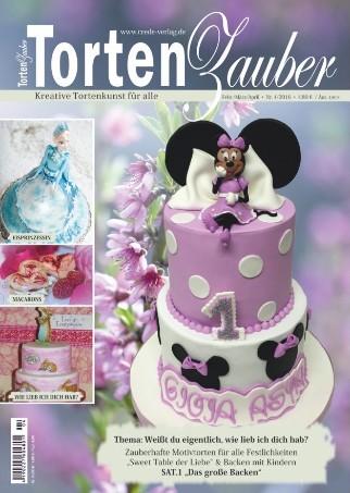 Torten Zauber Magazin Nr. 4