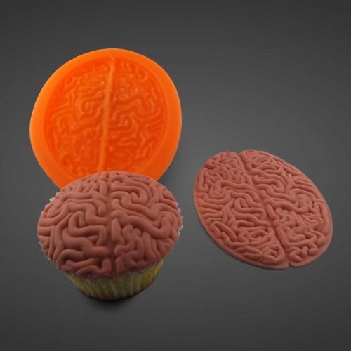 Gehirn - Silikonform