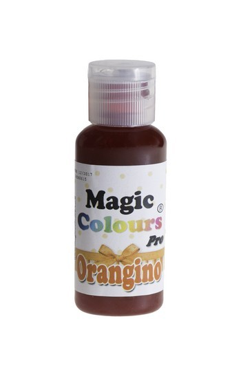 Magic Colours, Gelfarbe - Orangino, Orange 32 g