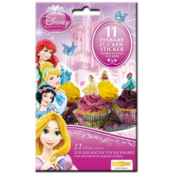 Zuckersticker Disney Princess