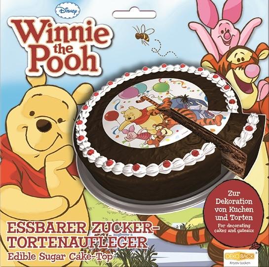 Tortenaufleger Winni the Pooh