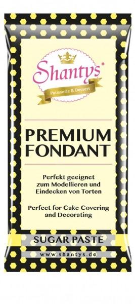 Shantys Premium Fondant - Gelb - 1 kg