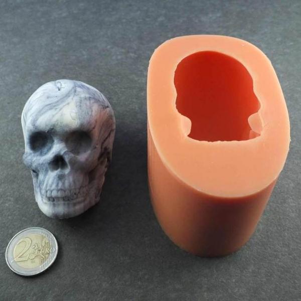 Totenkopf 8,5 cm