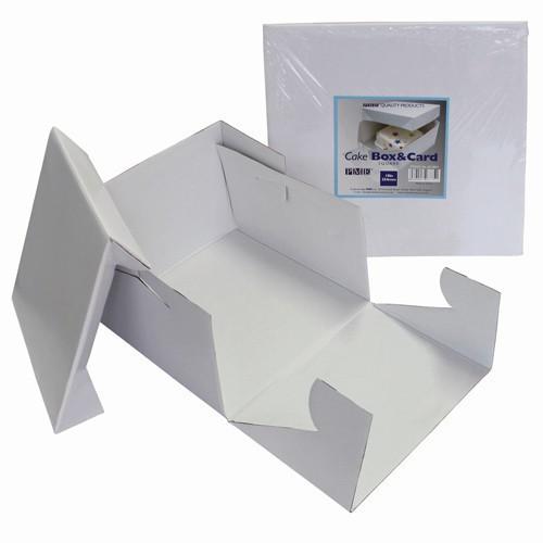 PME Kuchenbox - Quadrat 25 x 25 x 15cm