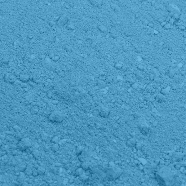 PLAIN & SIMPLE RANGE - CARIBBEAN BLUE - (Rainbow Dust)