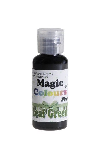Magic Colours, Gelfarbe - Leaf Green, Grün 32 g