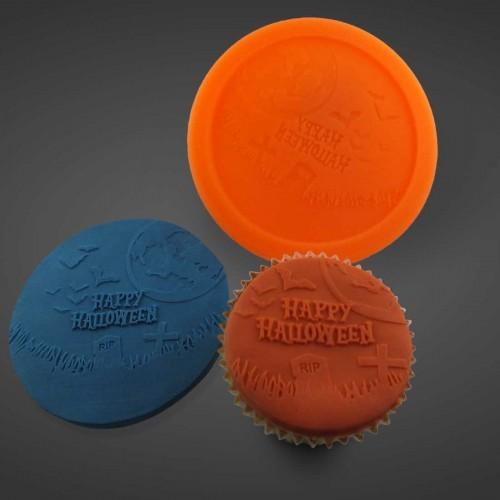 Happy Halloween - Silikonform