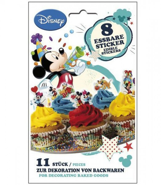 Zuckersticker Mickey Mouse