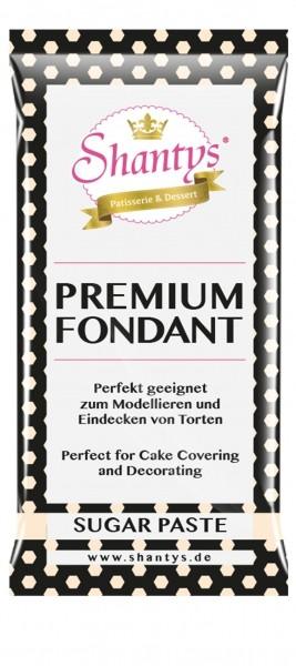 Shantys Premium Fondant - Creme - 1 kg