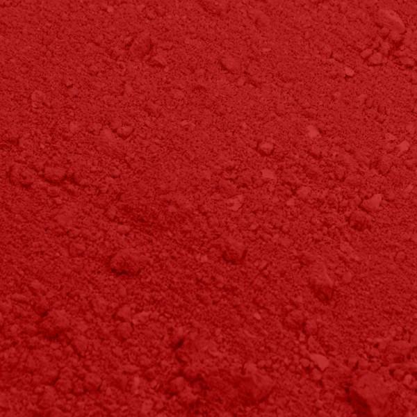 PLAIN & SIMPLE RANGE - POPPY RED - (Rainbow Dust)