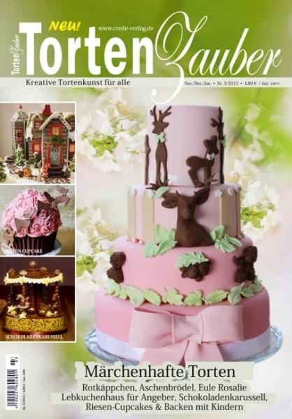Torten Zauber Magazin Nr. 3