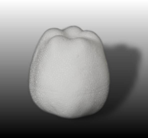 Apfel Dummy 7 cm