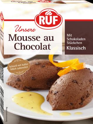 Mousse au Chocolat 100g