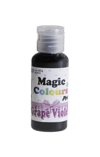 Magic Colours, Gelfarbe - Grape Violet, Lila 32 g