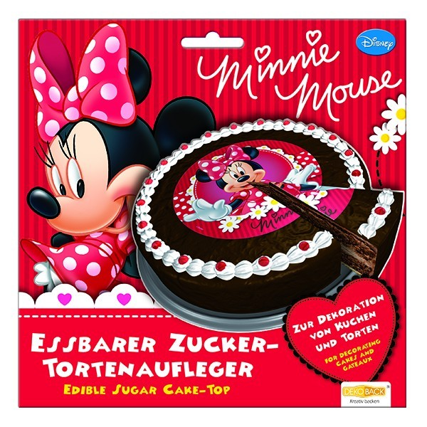 Tortenaufleger Minni Mouse