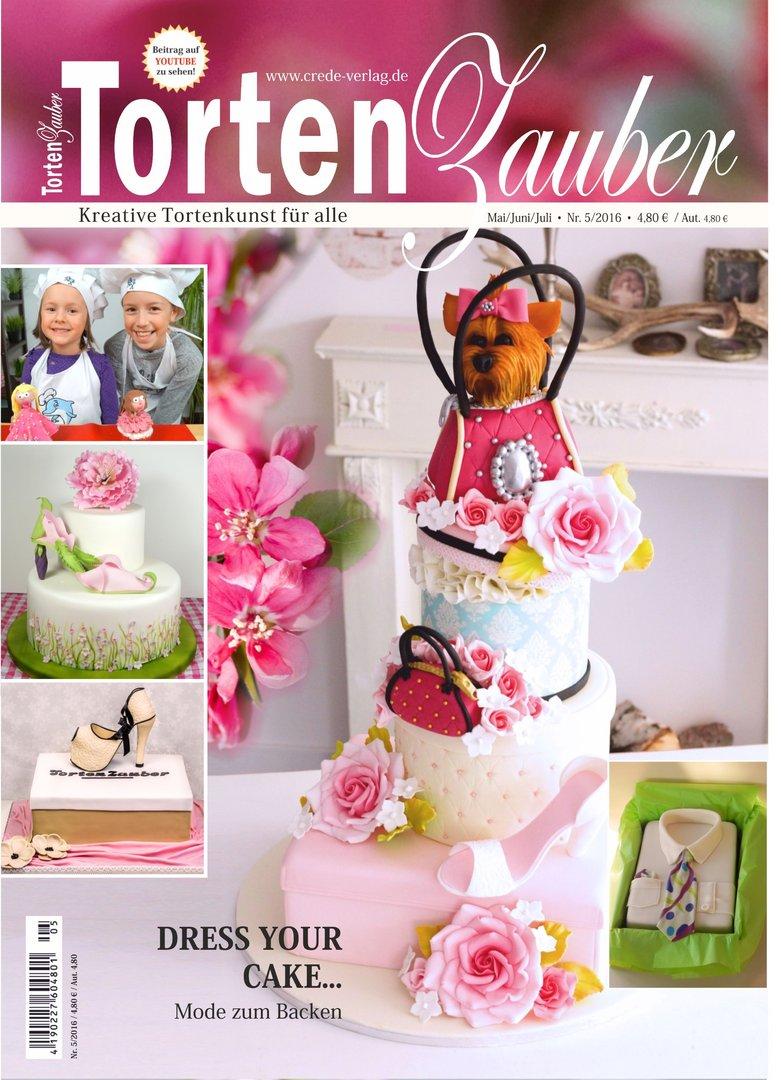 Torten Dekorieren Magazin torten zauber magazin nr 5 lektüre tortenbuffet