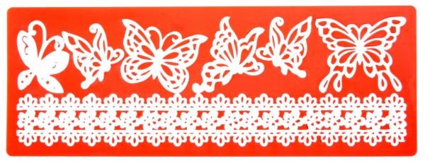 Sweet Lace Express Silikonmatte für essbare Spitze - PROVENZA