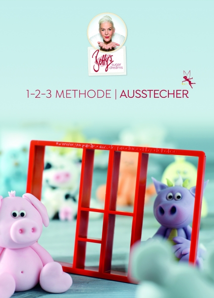 Betty 1-2-3 Methode Ausstecher