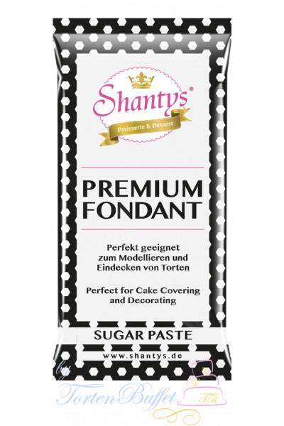 Shantys Premium Fondant