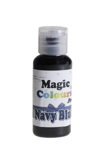 Magic Colours, Gelfarbe - Navy Blue, Blau 32 g