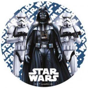 Tortenaufleger Darth Vader