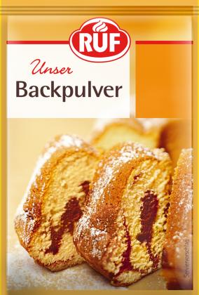 Backpulver 6x15g