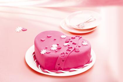 Fondant 100g pink