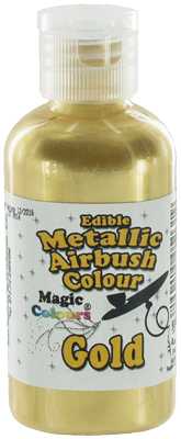 Magic Colours, Airbrush Metallic Gold