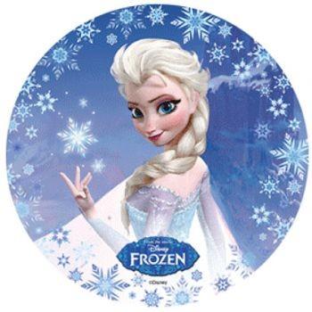Tortenaufleger Elsa